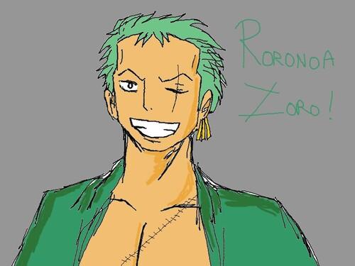 Zoro !