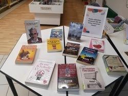 Petite selection d'humour à la bibliothèque