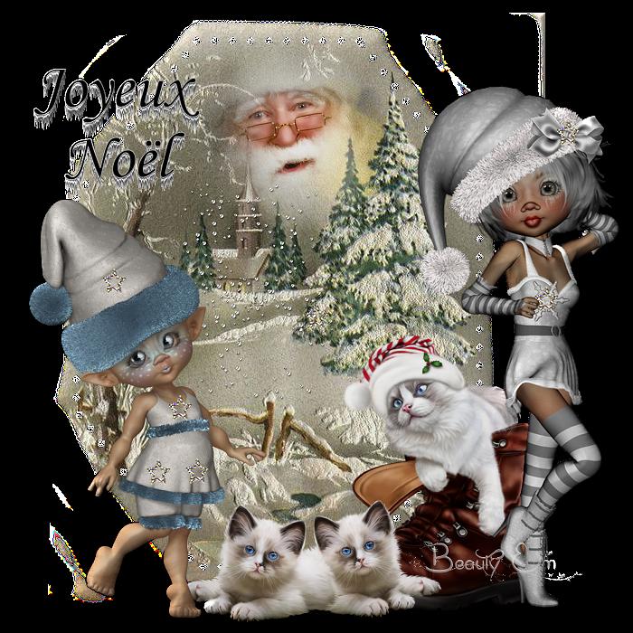 Tags divers Noel 5