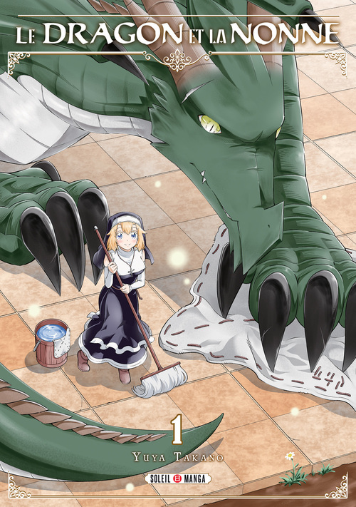 Le dragon et la nonne - Tome 01 - Yuya Takano