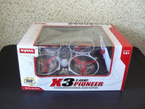 X3 Pioneer - SYMA