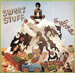 Sylvia - Sweet Stuff - Complete LP
