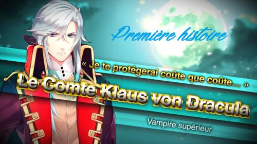 Klaus von Dracula, Solution de la première histoire