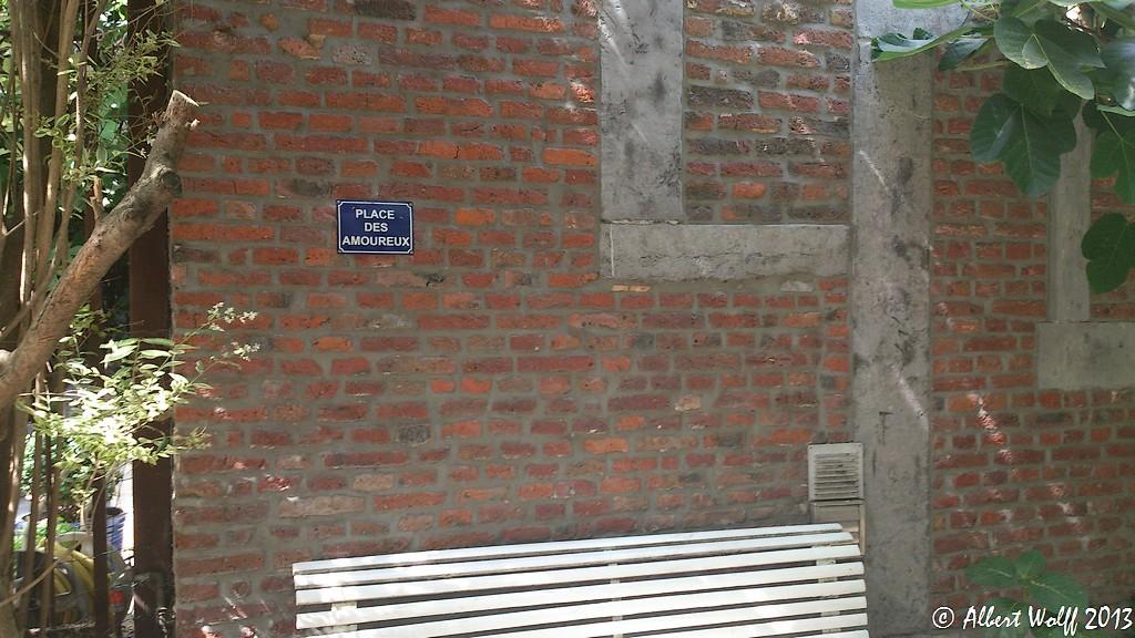 Liège : Pour vivre  heureux....