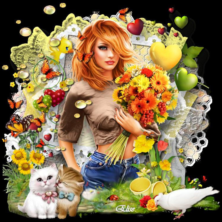 4 Jardin de fleurs
