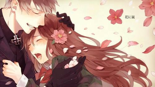 Image de anime, couple, and manga