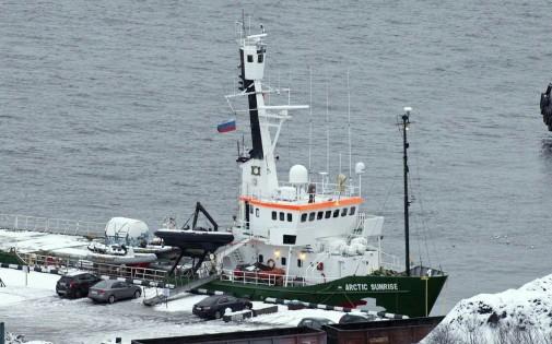 Navire Greenpeace: la Russie va boycotter le procès au tribunal international