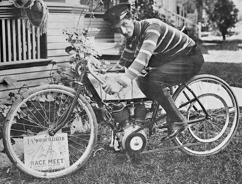 Quand la moto française se vendait à l'étranger (3)