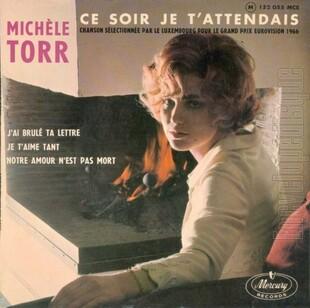 Michèle Torr, 1966