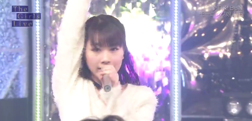 """Morning Musume'15 apparaissent dans l'émission """"The Girl Live"""""""