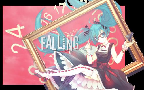 Graph #6    Falling
