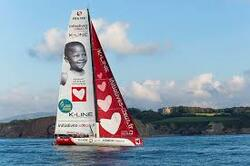 La route du rhum - initiatives coeur