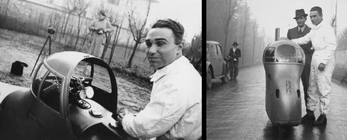 Piero Taruffi : de l'Hirondelle au (Bi)siluro - suite