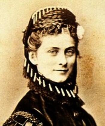 SOPHIE-CHARLOTTE EN BAVIERE, DUCHESSE D'ALENCON