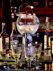 """FRENCH TOUCH:fontaine a absinthe """"LA VERITABLE"""""""