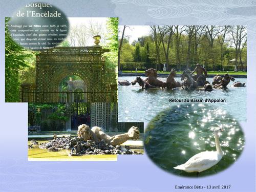 Jardins et Bosquets de Versailles