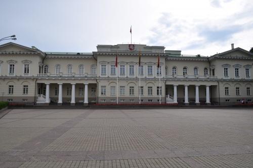 palais présidentiel lituanien