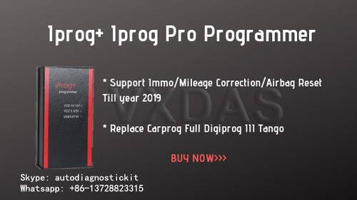 Free download Iprog+ iprog pro programmer software for airbag reset