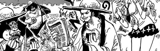 [Scan] One Piece Chapitre 826 en Anglais VA