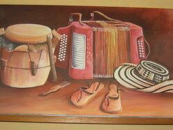 Locombia y la musica