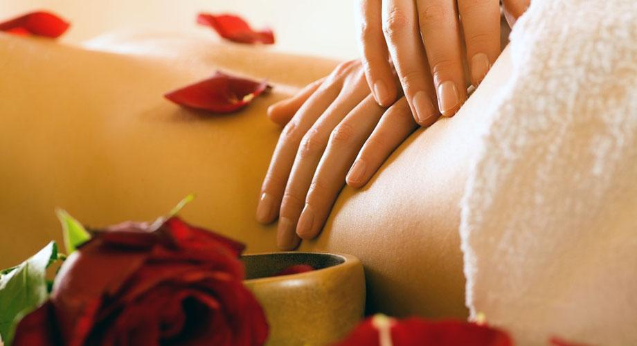 Антицеллюлитный массаж лимфодренаж