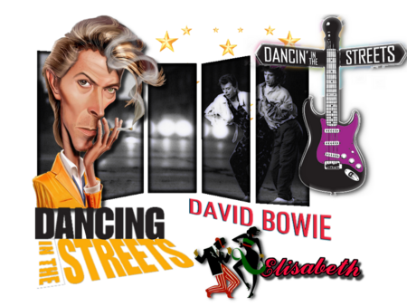 Dancing in the street Bowie