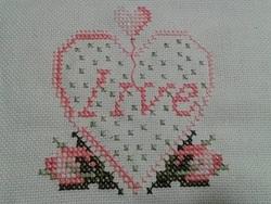 Vos Broderies Saint-Valentin !