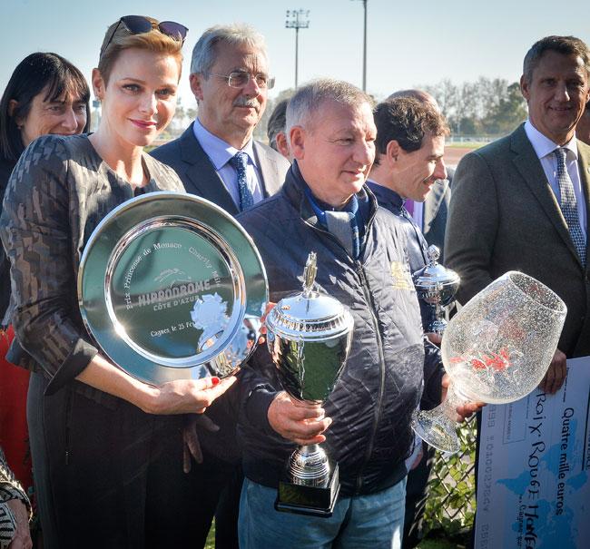 """Prix Princesse Charlène de Monaco-Charity Mile"""