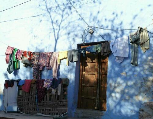Rajasthan,  etape 4 : Jodhpur