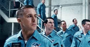 """""""First man - le premier homme sur la lune"""" de Damien Chazelle. Grandiose."""