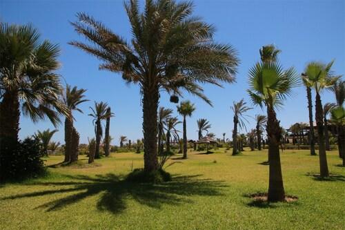 Le golf club Djerba est un parcours de 27 trous