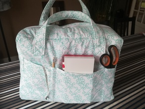 Un sac de transport pour ma machine à coudre