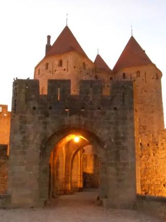 Visites nocturnes de la Cité de Carcassonne
