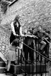 Juin 1968 / SCOPITONE PETITE FILLE DE FRANCAIS MOYEN