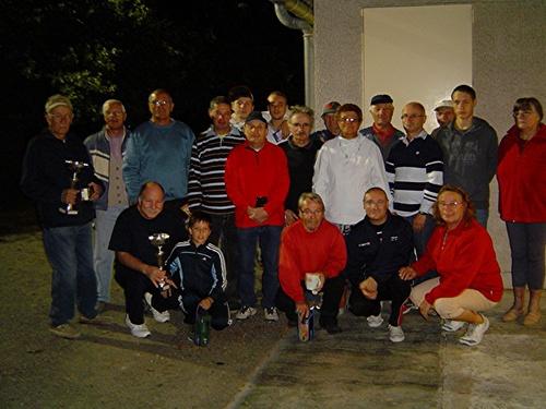 7 ième et dernière nocturne de la saison à CABANAC-SEGUENVILLE