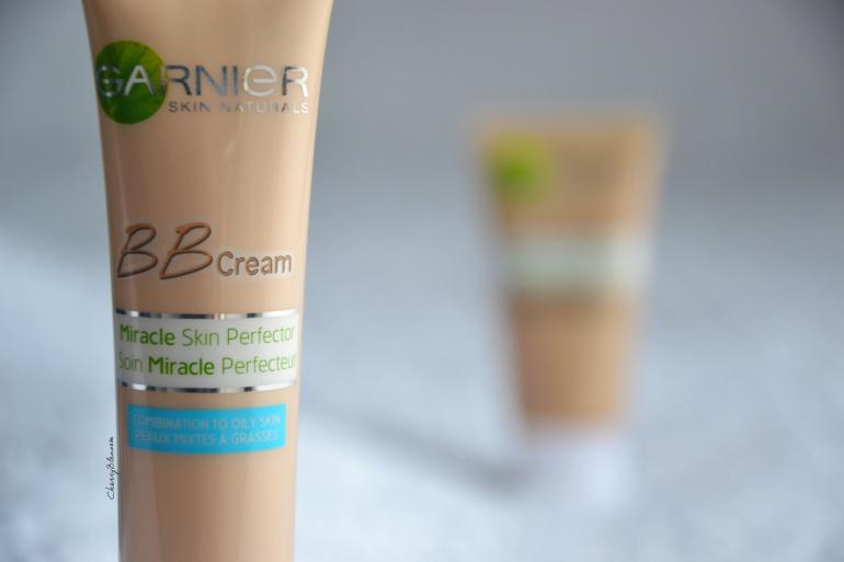 Garnier et sa BB Crème pour peaux mixtes