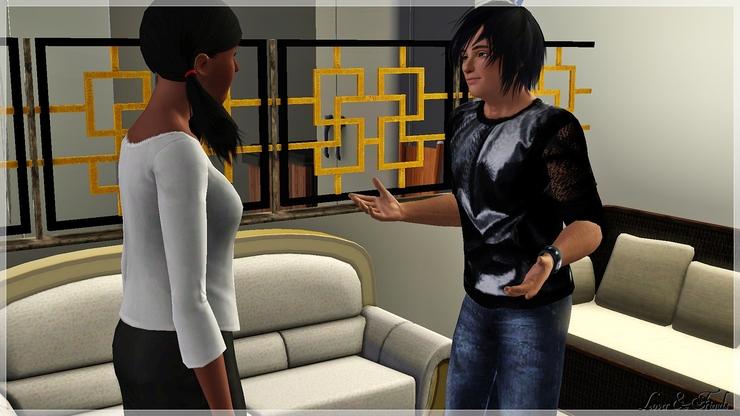 Chapitre 7 : Lucas jaloux ? Ses sentiments ce bouscule