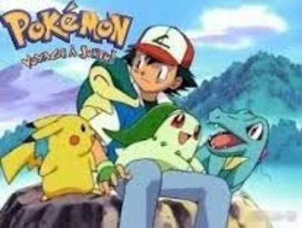 Pokémon Cycle 2 (Arc 3-5)
