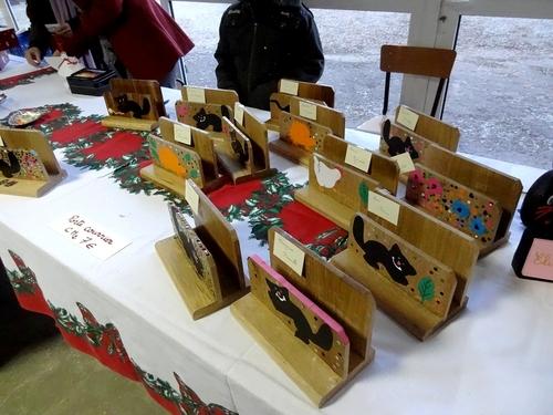 Le marché de Noël de l'école Saint Bernard