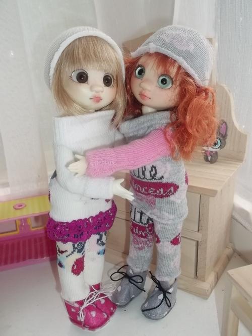 Victorine et Florentine