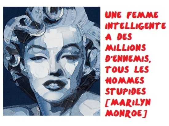 une femme intelligente