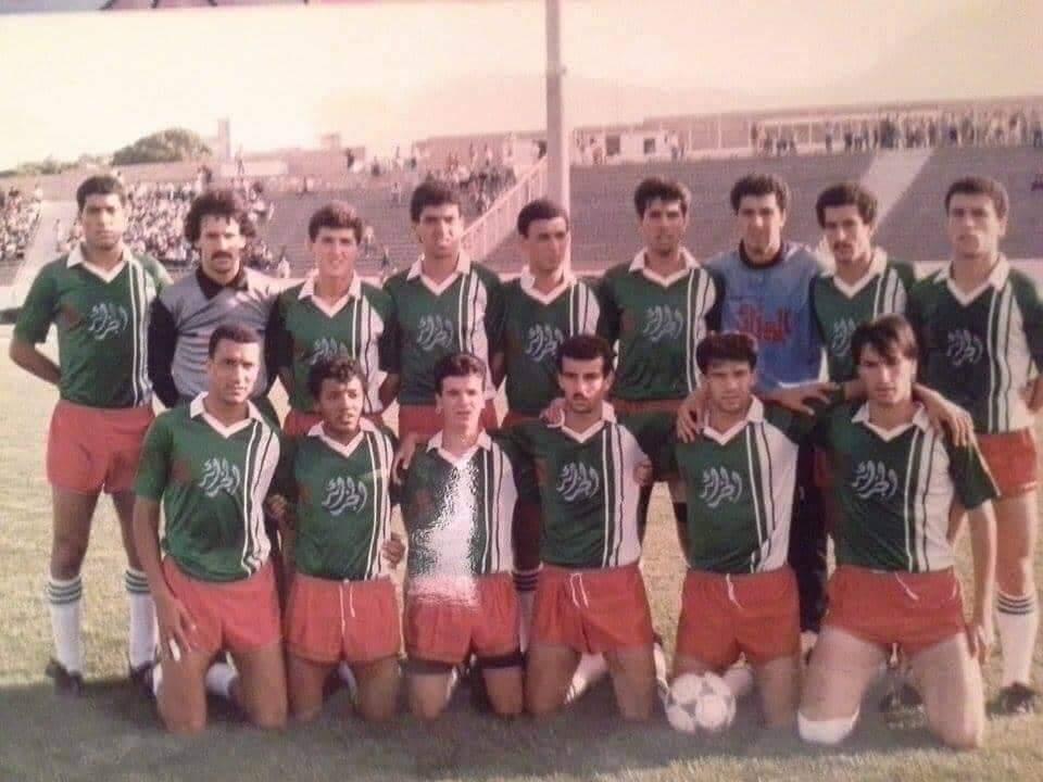 1ère Participation le 22 Juin 1990 Retour  ES Sahel - MCA 1-1