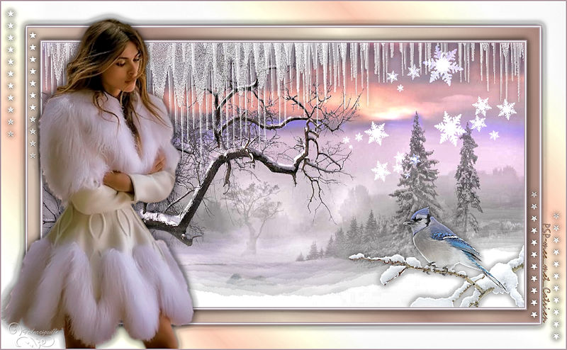♥♥♥ Magic of winter - Psp-mee-met-catrien ♥♥♥