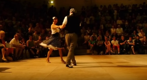 DANSE tour du monde de la danse