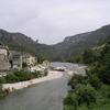 Le Tarn en amont de Millau