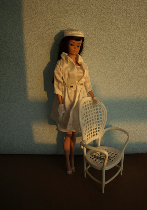 Vintage Barbie : White Magic