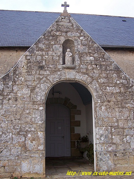 Locoal-Mendon: Eglise de Locoal