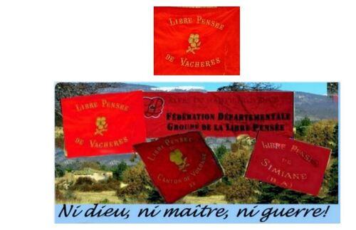 """Mercredi 20 septembre: à l'invitation de """"Vivre à Simiane'' la LP04 présentera la loi de 1905, la nécessité de l'appliquer et de ne surtout pas y toucher comme l'ont annoncé Macron-Castaner"""