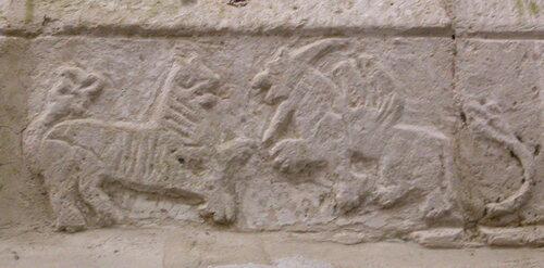 L'église Saint Etienne de Vignory
