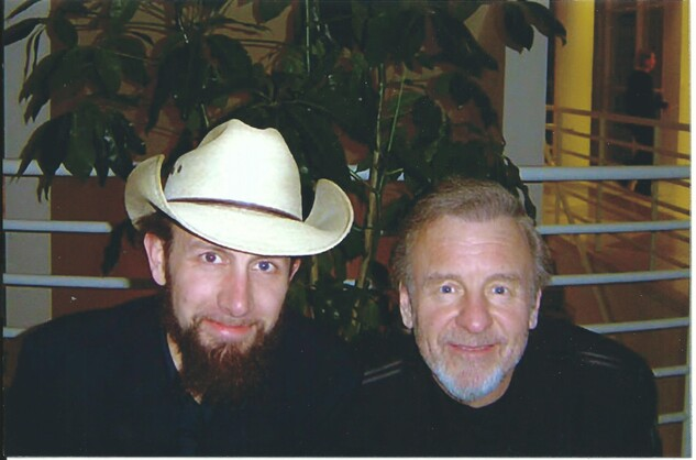 Colm Wilkinson and Aaron Wilkinson - Année 2006- 2007